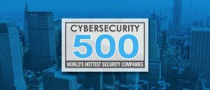 Cybersecurity 500 World Hottest Security